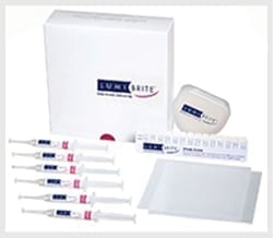 Lumibrite Whitening Gels and Spa Dent Whitening